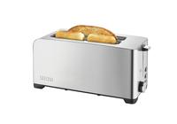 Unold 38356 4Scheibe(n) 1400W Edelstahl Toaster (Edelstahl)