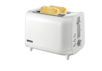 Unold TOASTER Easy 2Scheibe(n) 800W Weiß Toaster (Weiß)