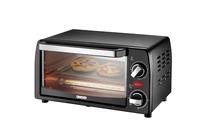 Unold OFEN Mini 1050W Schwarz Pizzamacher/Ofen (Schwarz)