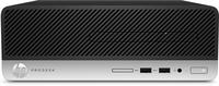 HP ProDesk 400 G4 Small-Form-Factor-PC (Schwarz, Silber)