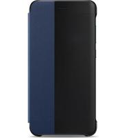 Huawei 51991908 Blatt Schwarz, Blau Handy-Schutzhülle (Schwarz, Blau)