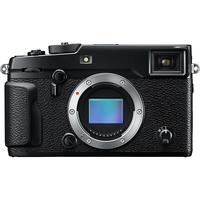 Fujifilm X Pro2 Systemkamera 24.3MP CMOS III 6000 x 4000Pixel Schwarz (Schwarz)