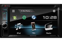 Kenwood DDX4017BT 50W Bluetooth Schwarz Auto Media-Receiver (Schwarz)