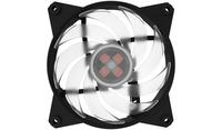 Cooler Master MasterFan Pro 120 Air Balance RGB Prozessor Ventilator (Schwarz, Transparent)