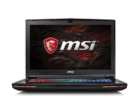 MSI Gaming GT72VR 7RE(Dominator Pro)-434DE 2.8GHz i7-7700HQ 17.3Zoll 1920 x 1080Pixel Schwarz Notebook (Schwarz)