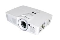 Optoma DH401 Desktop-Projektor 4000ANSI Lumen DLP 1080p (1920x1080) 3D Weiß Beamer (Weiß)