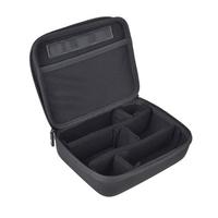 ISY IAA 1500 Universal Action sports camera case Zubehör für Actionkameras (Schwarz)