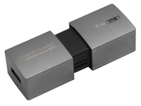 Kingston Technology DataTraveler DTUGT/1TB 1000GB USB 3.0 (3.1 Gen 1) Typ A Silber USB-Stick (Silber)