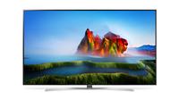 LG 86SJ957V 86Zoll 4K Ultra HD Smart-TV WLAN Schwarz, Silber LED-Fernseher (Schwarz, Silber)