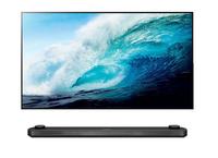 LG OLED65W7V 65Zoll 4K Ultra HD Smart-TV WLAN Schwarz LED-Fernseher (Schwarz)