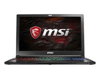 MSI Gaming GS63VR 7RG(Stealth Pro)-006DE 2.8GHz i7-7700HQ 15.6Zoll 1920 x 1080Pixel Schwarz Notebook (Schwarz)
