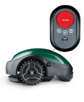 Robomow RX20U Rasenmähroboter Batterie/Akku Grün Rasenmäher (Grün)