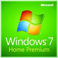 Microsoft Windows 7 Home Premium, DVD, OEM, DE