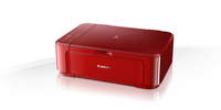 Canon PIXMA MG3650 4800 x 1200DPI Tintenstrahl A4 WLAN Rot (Rot)