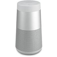 Bose 739523-2310 Zylinder Silber Tragbarer Lautsprecher (Silber)