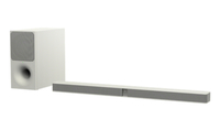 Sony HT-CT291 Verkabelt & Kabellos 2.1Kanäle 300W Weiß Soundbar-Lautsprecher (Weiß)