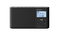 Sony XDR-S41D Tragbar Digital Schwarz Radio (Schwarz)