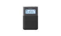 Sony XDR-V20D Uhr Digital Grau Radio (Grau)