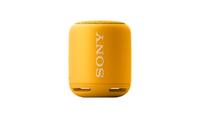 Sony SRS-XB10 Mono portable speaker Röhre Gelb (Gelb)