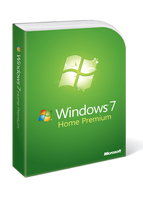 Microsoft Windows 7 Home Premium, DVD, UPG, DE