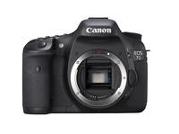 Canon EOS 7D (Schwarz)