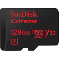 Sandisk SDSQXAF128GGN6MA 128GB MicroSDXC UHS-I Klasse 10 Speicherkarte (Schwarz)