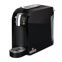 Teekanne Tealounge System 1l 1455W Schwarz Teekocher (Schwarz)