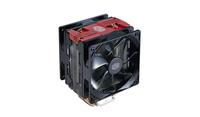 Cooler Master Hyper 212 LED Turbo Prozessor Kühler (Schwarz, Rot)