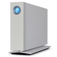 LaCie d2 Thunderbolt 3 8000GB Silber Externe Festplatte (Silber)