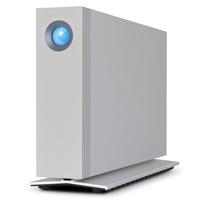 LaCie d2 Thunderbolt 3 10000GB Silber Externe Festplatte (Silber)