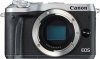 Canon EOS M6 24.2MP CMOS 6000 x 4000Pixel Schwarz (Schwarz, Silber)