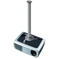 Newstar BEAMER-C200 Projektorhalterung (Silber)