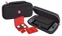Bigben Interactive 0663293109128 Schutzhülle Nintendo Schwarz (Schwarz)
