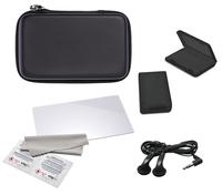 Bigben Interactive 3499550355000 Schutzhülle Nintendo Schwarz Schutzhülle für tragbare Spielkonsolen (Schwarz)