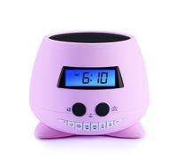 Bigben Interactive My Stella Uhr Pink Radio (Pink)