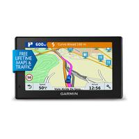 Garmin DriveSmart 51 LMT-D Fixed 5Zoll TFT Touchscreen 173.7g Schwarz Navigationssystem (Schwarz)