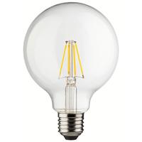 Müller-Licht 400202 8W E27 A++ warmweiß LED-Lampe (Transparent)