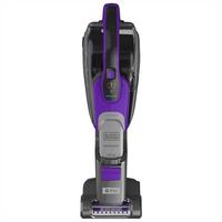 Black & Decker DVJ325BFSP Grau, Violett, Titan Handstaubsauger (Grau, Violett, Titan)
