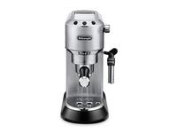 DeLonghi EC 685 Freistehend Vollautomatisch Espressomaschine 1l Metallisch (Metallisch)