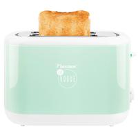 Bestron ATS300EVM 2slice(s) 780W Grün Toaster (Grün)