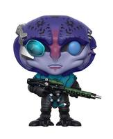 FUNKO POP! Games: Mass Effect Andromeda - Jaal Erwachsene & Kinder Sammlerfigur (Mehrfarben)