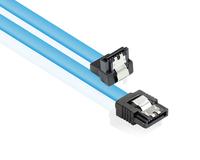 Alcasa 5047-AW05B 0.5m SATA III SATA III Blau SATA-Kabel (Blau)