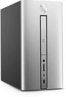 HP Pavilion Desktop - 570-p009ng (Silber)
