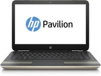 HP Pavilion - 15-au170ng (Gold, Schwarz)