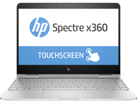 HP Spectre x360 - 13-ac037ng (Silber)