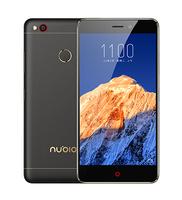 Nubia N1 Dual SIM 64GB Schwarz Smartphone (Schwarz, Gold)