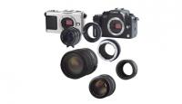 Novoflex Adapter Olympus Obj. an Micro Four Thirds Kameras (Schwarz)