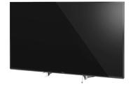 Panasonic TX-65EXW604 65Zoll 4K Ultra HD Smart-TV WLAN Schwarz, Silber LED-Fernseher (Schwarz, Silber)