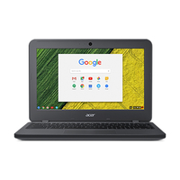 Acer Chromebook C731-C28L 1.6GHz N3160 11.6Zoll 1366 x 768Pixel Schwarz Chromebook (Schwarz)