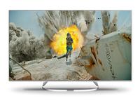 Panasonic TX-58EXW734 58Zoll 4K Ultra HD Smart-TV WLAN Silber LED-Fernseher (Silber)